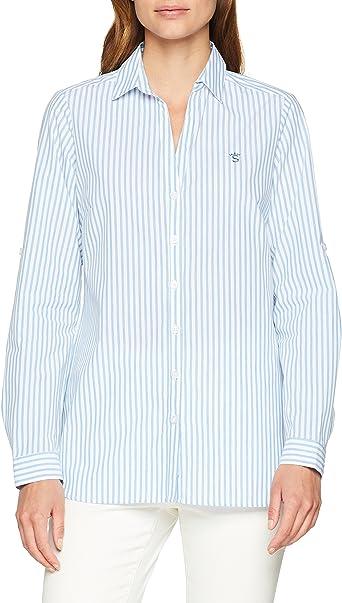 Solera A9461Z1 Camisa, Azul (Raya Celeste 1458), 38 (Tamaño del Fabricante:38) para Mujer: Amazon.es: Ropa y accesorios