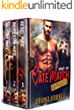 MateMatch Outcasts: Boxed Set (Books 1-3): Bear and Wolf Shifter Romances
