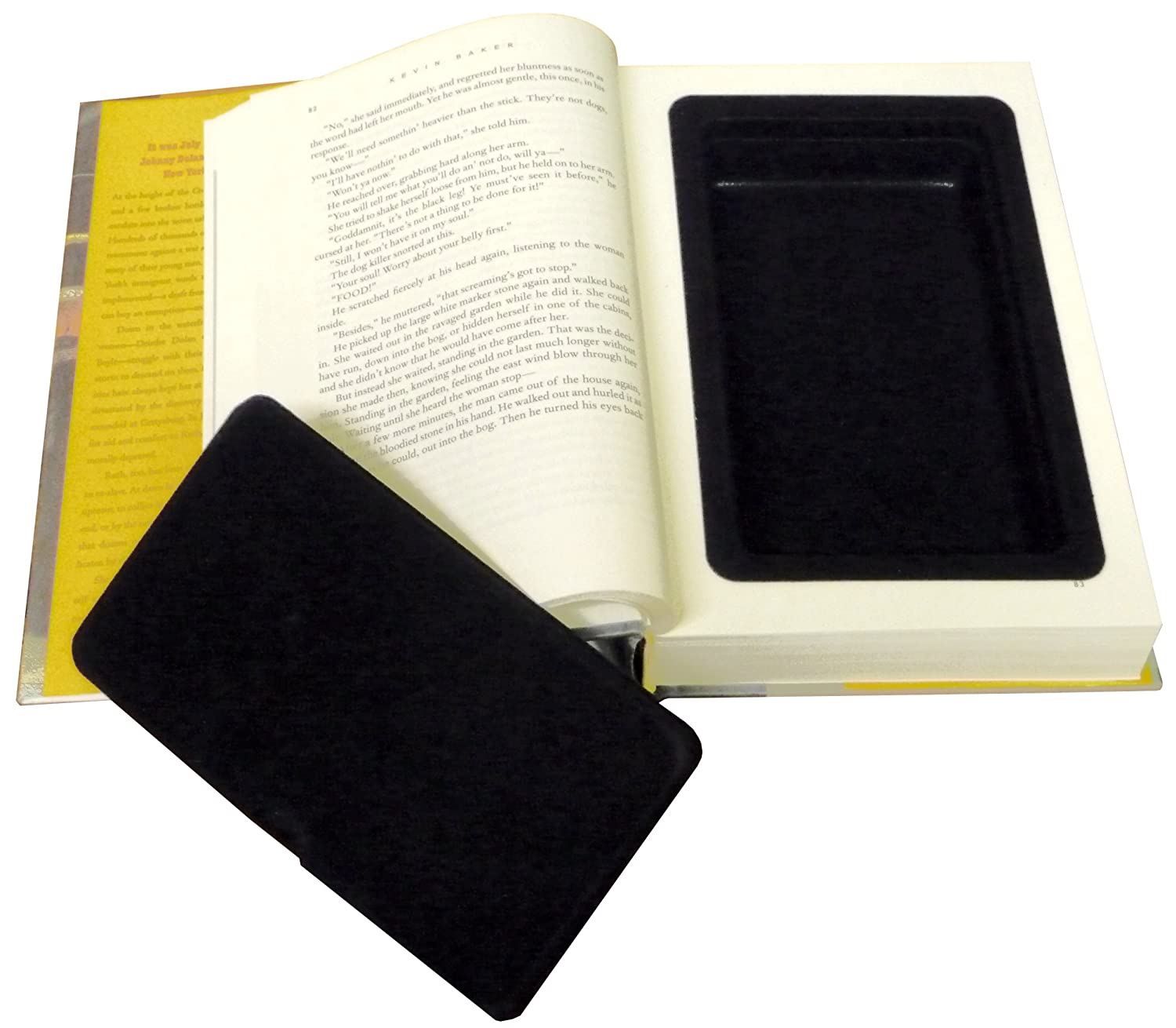 Southwest Specialty Products 60001S Book Diversion Safe, Title of Book May Vary