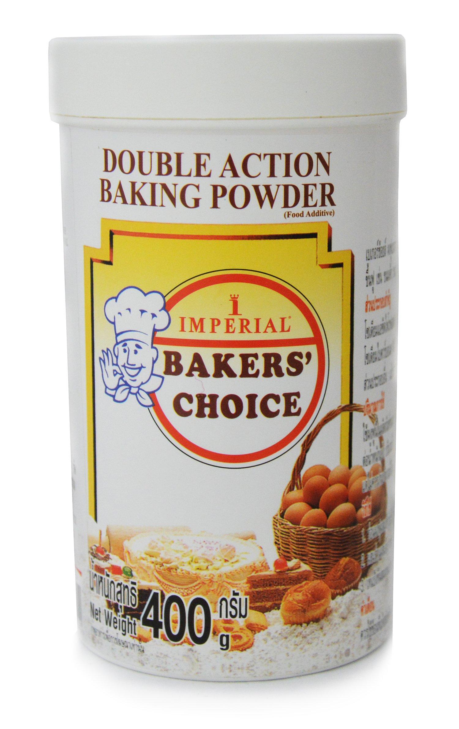 Saengla Double Action baking powder Organic 400g