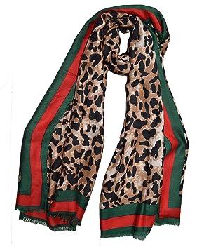 89ec1838854 Luxe haute qualité épais Extra Large Super Doux Serpent Foulard imprimé