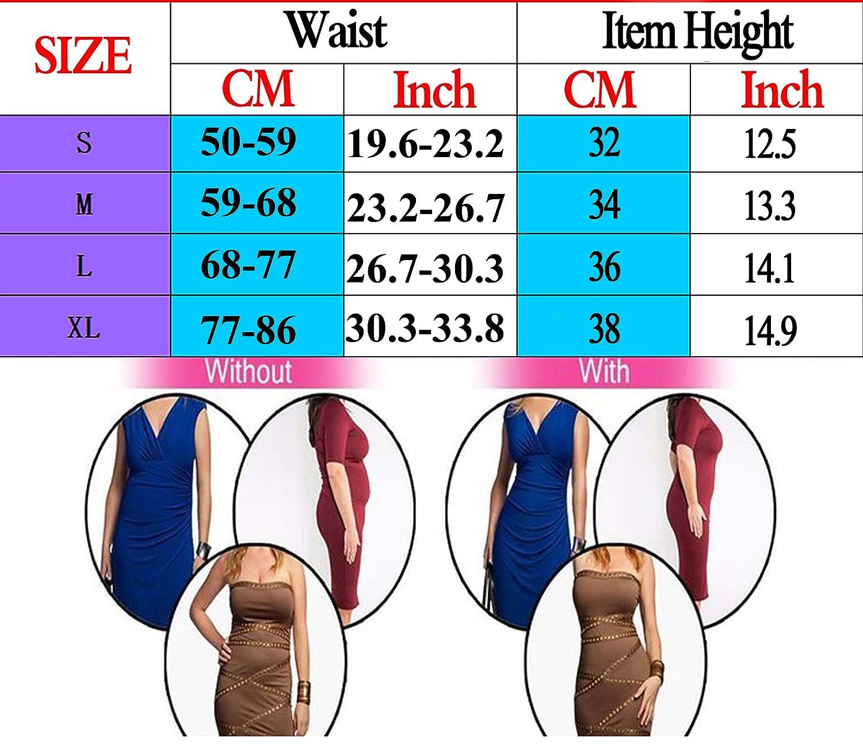 Women's High Waist Girdle Belly Slimmer Trainer Sexy Lace Brief Butt Enhancer