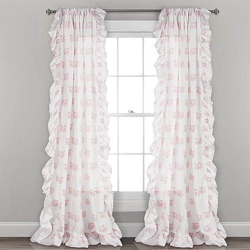 Lush Decor Window Curtain Panel