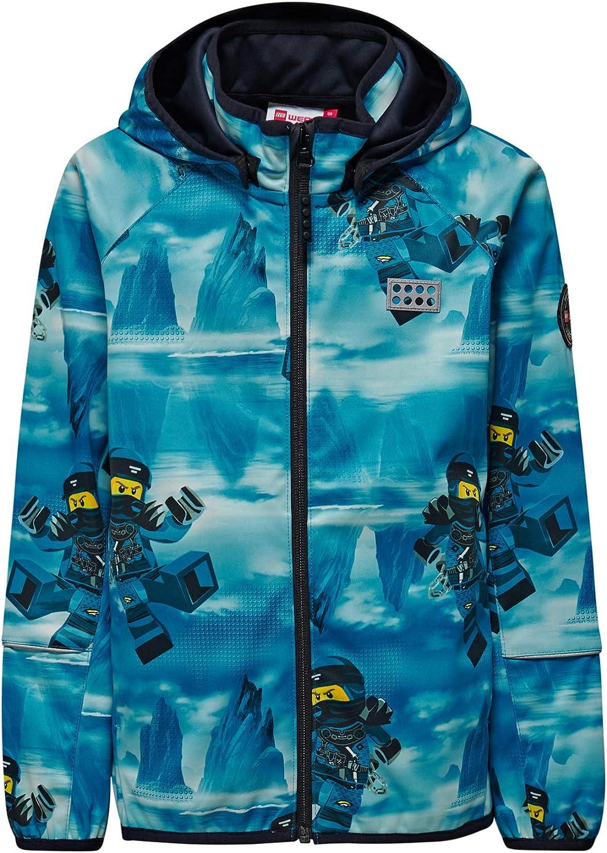 LEGO Wear Kids Softshell Jacket with Detachable Hood