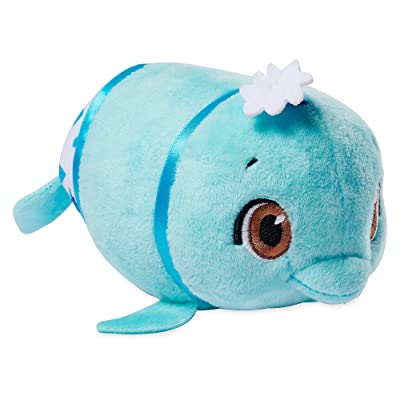 Disney Wyatt The Whale Plush – T.O.T.S. – Small – 4'': Toys & Games