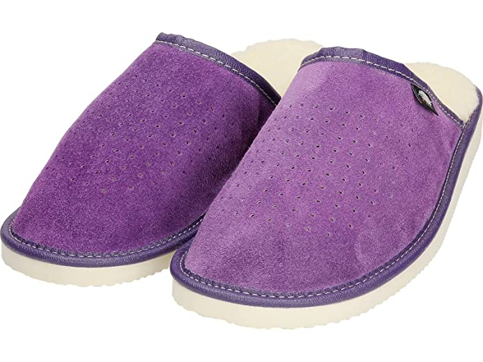 Ecoslippers Womens Suede Mule Slippers With Natural Wool Lining Size 4, 5, 6,  7, 8UK: Amazon.co.uk: Shoes & Bags