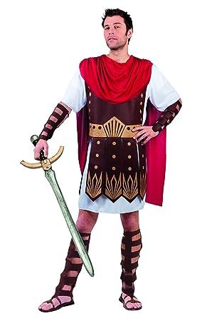 Boland B.V. Romain Gladiator pour Homme Blanc Déguisement Centurion  Guerrier Déguisement Adulte 44c737ad49a