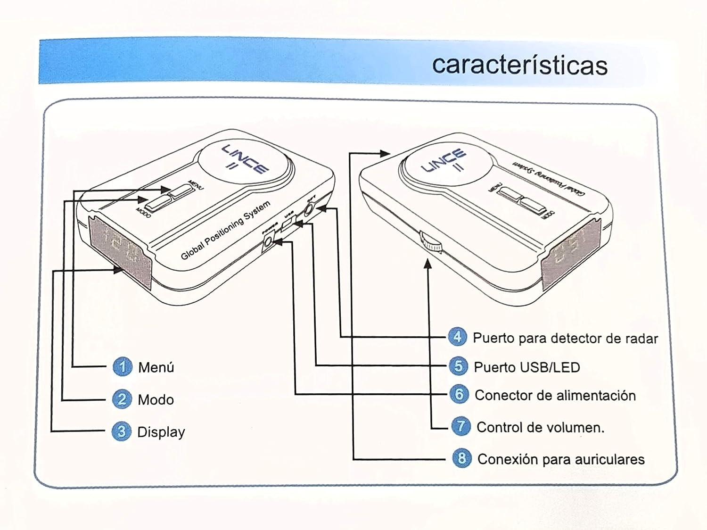 Foro detectores de radar
