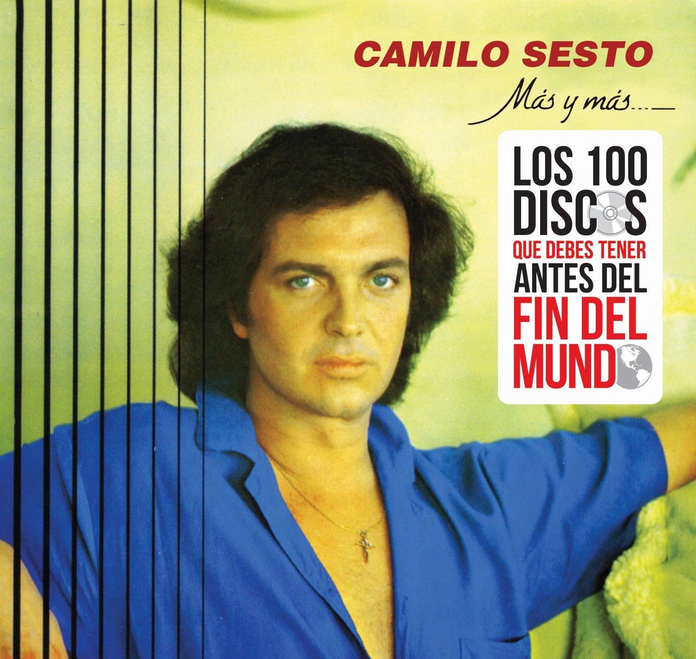 cd: mas y mas - camilo sesto
