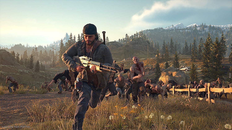 Amazon com: Days Gone - Playstation 4: Sony Interactive Entertai