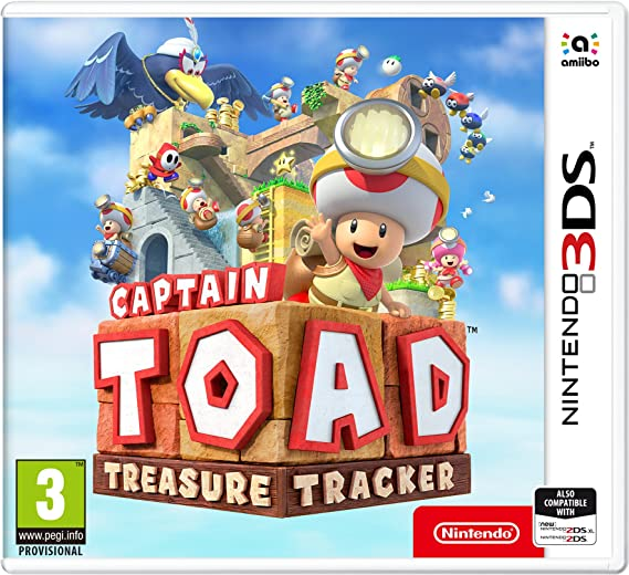 Captain Toad: Treasure Tracker (Nintendo 3DS): Amazon co uk