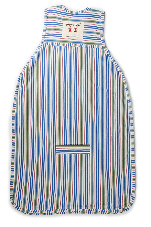 Merino Kids Organic Cotton Baby Sleep Bag For Toddlers 2-4 Years Huckleberry MKGGCOHB02