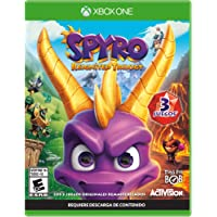 Spyro Reignited Trilogy - Xbox One - Standard Edition