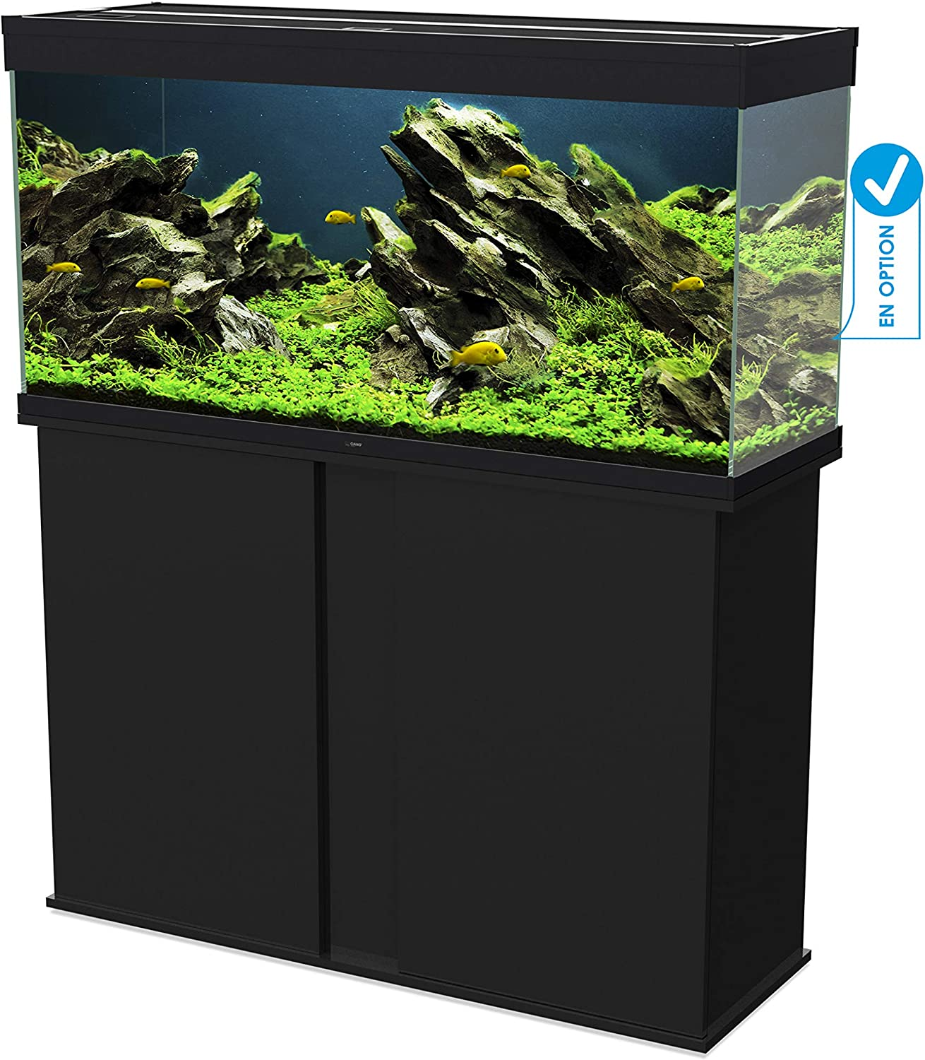 Meuble pour Terrarium & Aquarium Emotions Pro 120