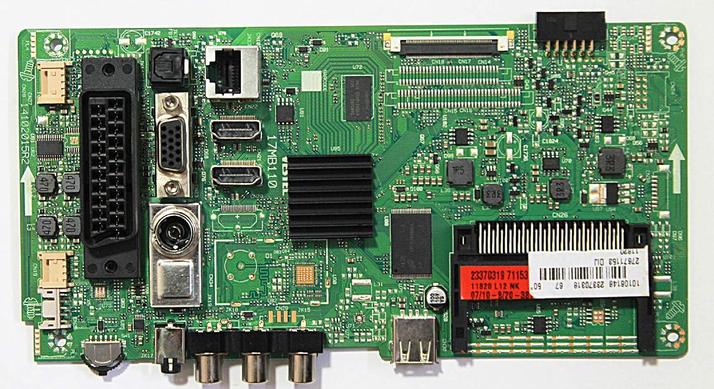 VESTEL 23370318 - Placa Principal para TV Luxor LUX0150006/01 (17 MB110): Amazon.es: Informática