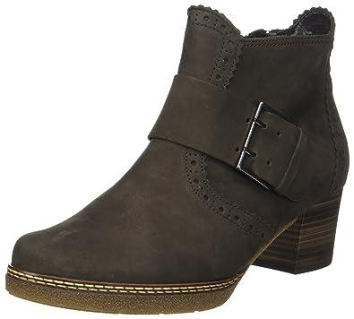 Gabor Shoes Comfort Sport, Sandales Bride Cheville Femme, Vert (Oliv K. Grata), 38.5 EU