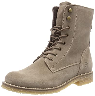f830005d6d2438 Tamaris 25275-21, Bottes Rangers Femme: Amazon.fr: Chaussures et Sacs