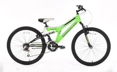 Barracuda Jackal niño - Bicicleta con suspensión para niño, color ...