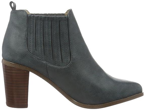 Laufsteg München Damen Hw161002 Kurzschaft Stiefel: Amazon.de: Schuhe &  Handtaschen