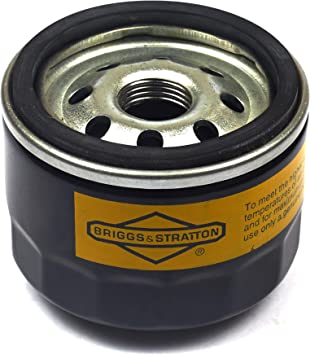 2 1//4 Filtro de aceite Briggs and Stratton Genuine 492932S