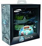 Samsung SSG-P2100T Battery 3-D Glass Kit  - Black (Compatible with 2010 3D TVs)