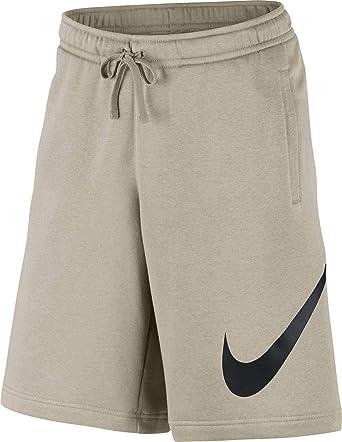 Amazon.com: Nike Men's Sportswear Club Fleece SweatShorts ...