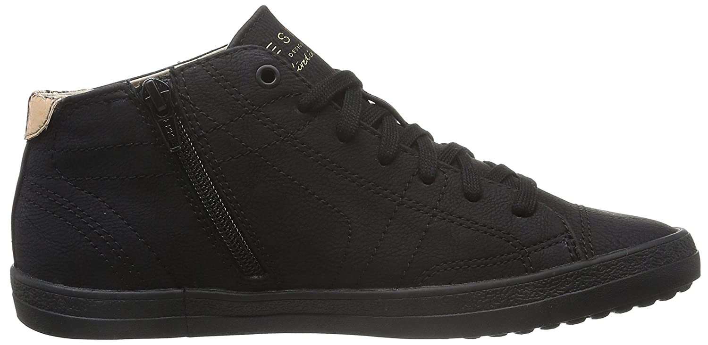 ESPRIT Miana Bootie, Women s Hi-Top Sneakers, Black (001 Black), 3.5 UK (36  EU)  Amazon.co.uk  Shoes   Bags 16f21ad729