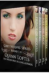 The Grey Wolves Series Starter Bundle Kindle Edition