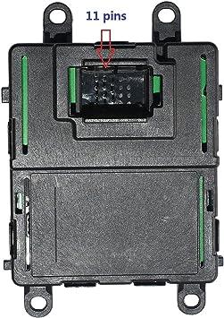 8r0907472b Xenon Led Scheinwerfer Drl Control Ballast Unit Module Auto