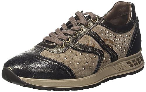 TG.38 Nero Giardini A719471d Sneaker a Collo Basso Donna