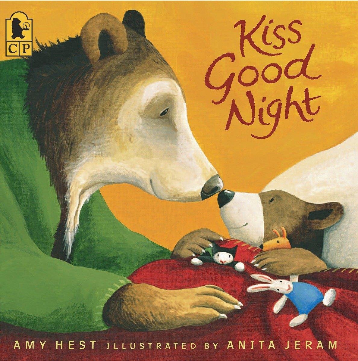 Kiss Good Night Sam Books Amy Hest Anita Jeram 9780763621148