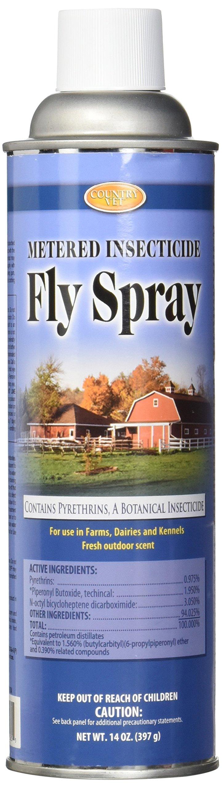Country Vet Macro Fly Manager Spray Refill, 14 oz