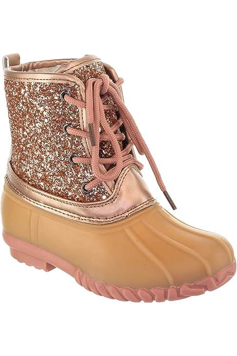 Botique Girls Duck Boot with Glitter (1