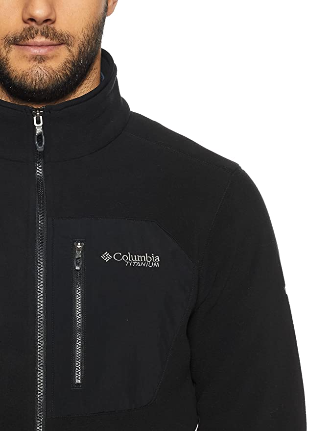Columbia Titan Pass 2.0 Fleece Jacket Chaqueta Polar, Hombre