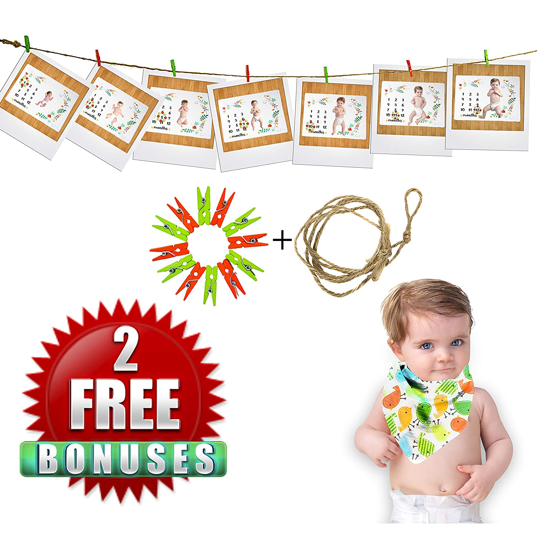 Amazon.com: Manta de forro polar para bebé, diseño de hilo ...