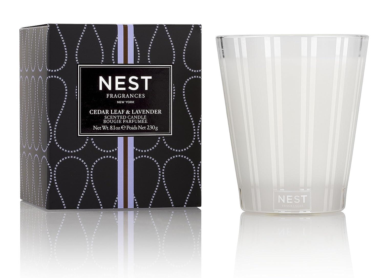 NEST Fragrances Classic Candle, Cedar Leaf & Lavender, 8.1 Oz NEST01-CV