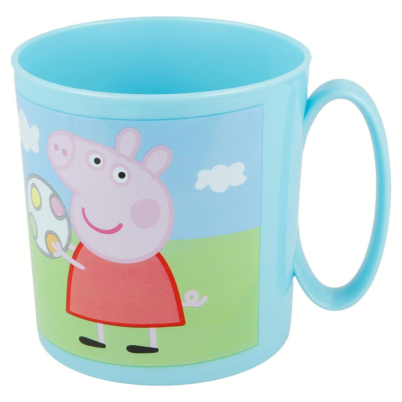 Peppa Pig 748604 8x8 cm Tazza per Microonde