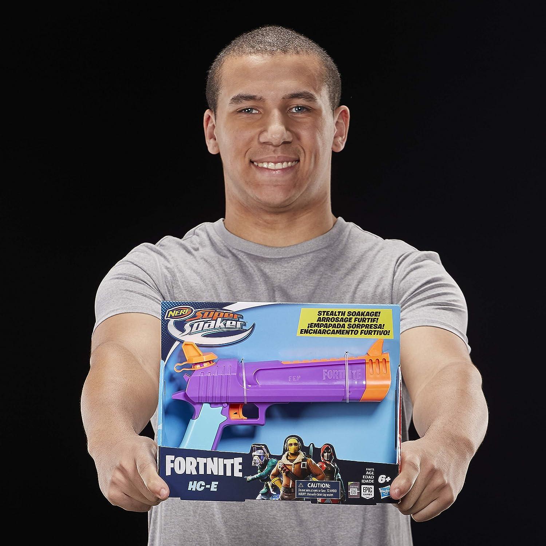 Supersoaker-Fortnite Pump Sg Hasbro E76475L0