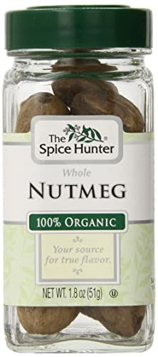The Spice Hunter Organic Nutmeg