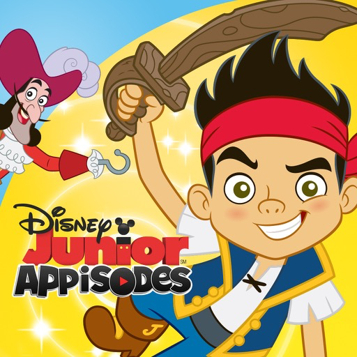 Amazon.com: Hide the Hideout & Captain Hooks Hooks - Jake and the Never Land Pirates - Disney Junior Appisodes: Appstore for Android