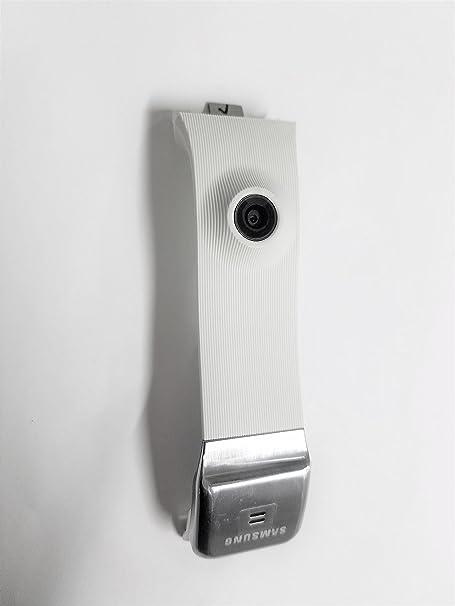 Amazon Com Samsung Galaxy Gear Sm V700 Ivory Band Strap With Camera
