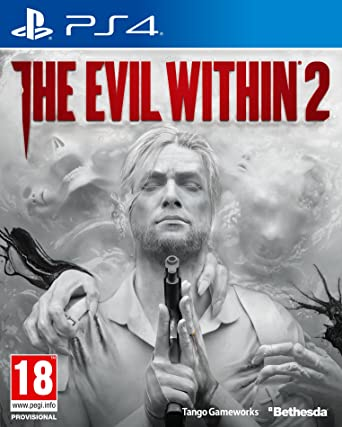 Image result for The Evil Within 2 PS4