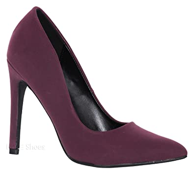 fd5e8d4450e MVE Shoes Women s Pointed Toe Pumps Shoes