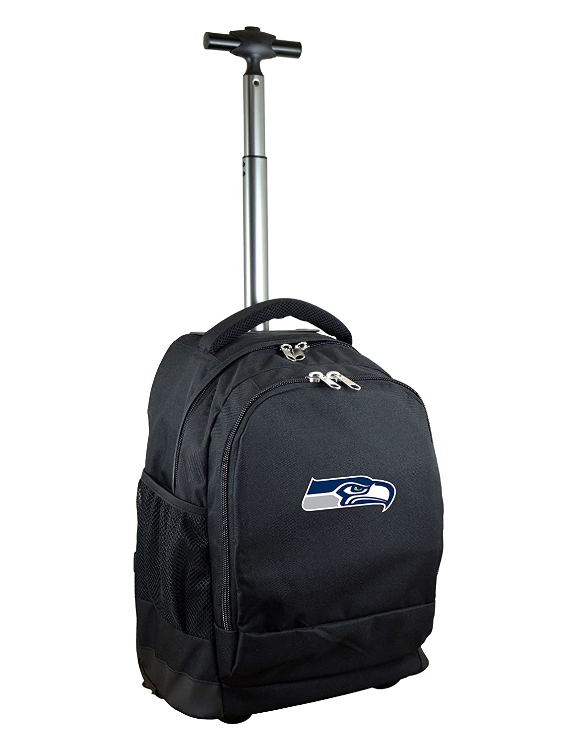 (Seattle Seahawks) - NFL Expedition Wheeled Backpack, 48cm , Black B01M74RIN2