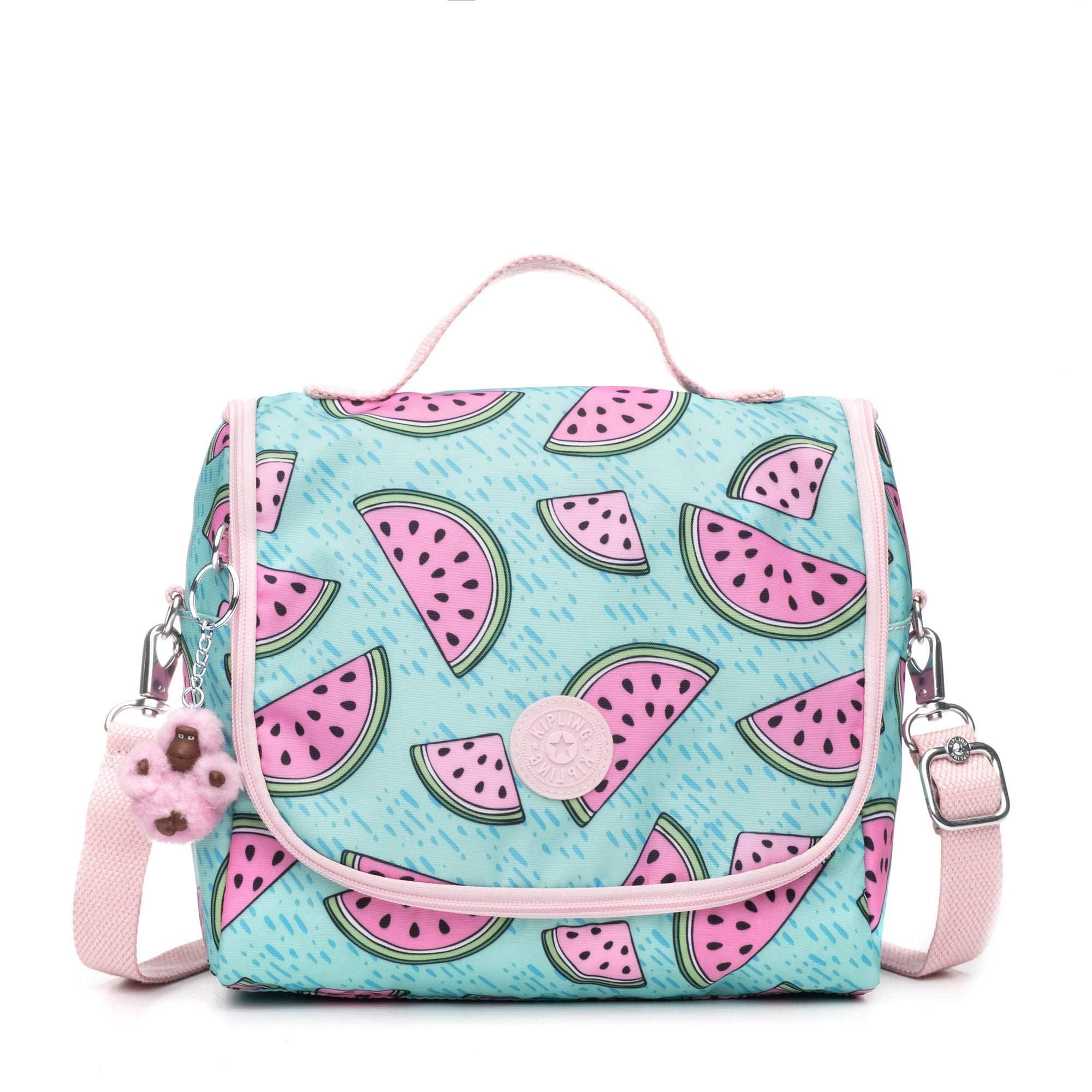Kipling Kichirou Printed Lunch Bag Sunny Shine