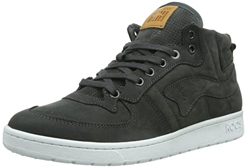 Full-Court-Mid-Nubuck, Mens Trainer Kangaroos