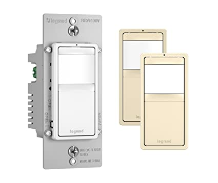 Legrand - PASS & SEYMOUR Motion Sensor Light Switch, 120V Single ...