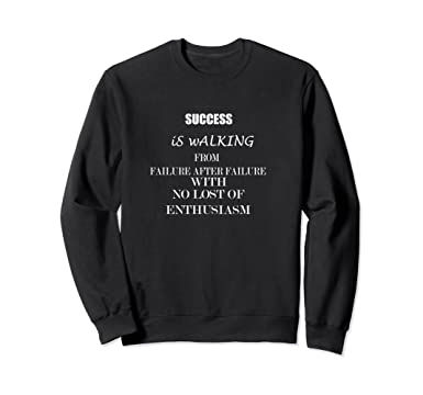Amazon Success Quotes From Famous People Sweatshirt For Men Fascinating Success Quotes For Women