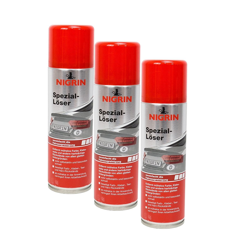 Nigrin 3X 72280 Spezial-Lö ser 300 ml