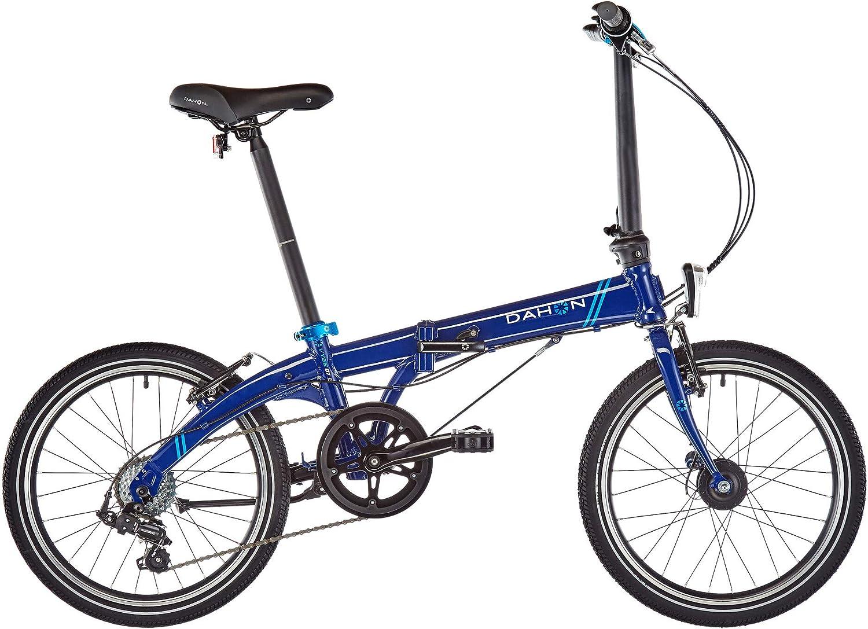 Dahon Vybe D7 Bicicleta Plegable Unisex Adulto